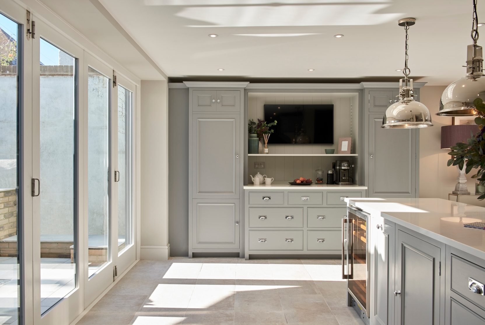 Neptune Chichester Kitchen Grey - Interior design