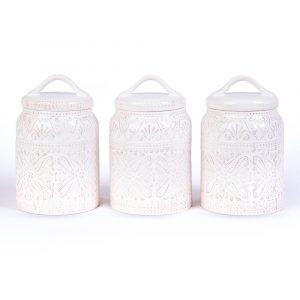 Bledlow Lidded Jars