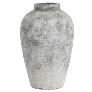 Hexham Tall Stone Vase