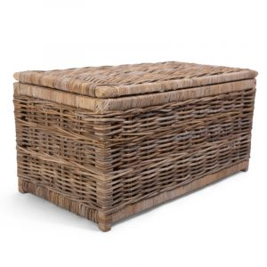 Kentmere Wicker Linen Chest - Small