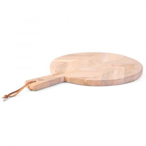 Melrose Mango Wood Round Pizza Board