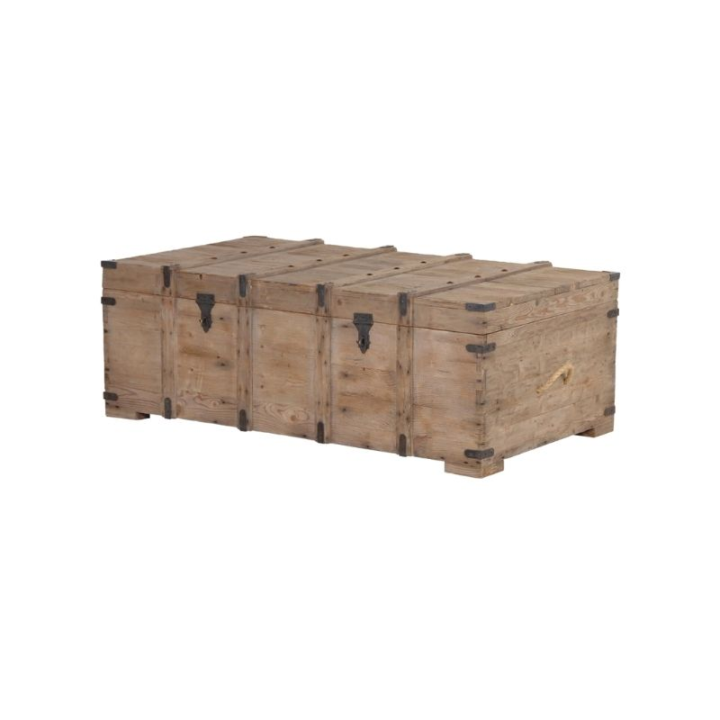 Ravenstone Chest / Large wooden chest
